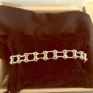 Other - NWOT Men's Bike Chain Bracelet